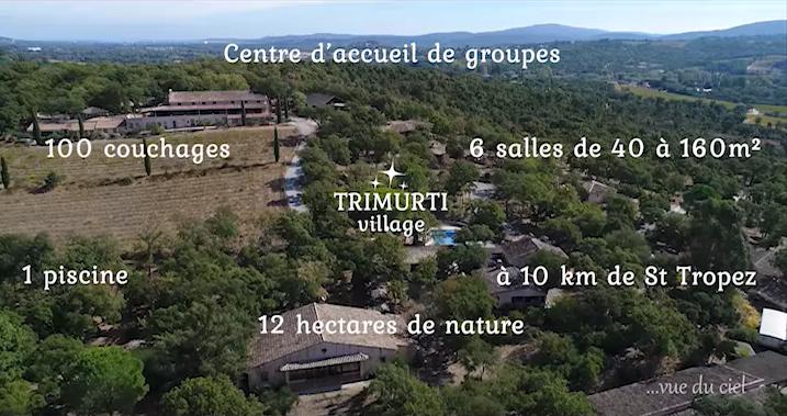 Vidéo Trimurti Village